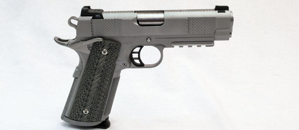 Custom 1911's