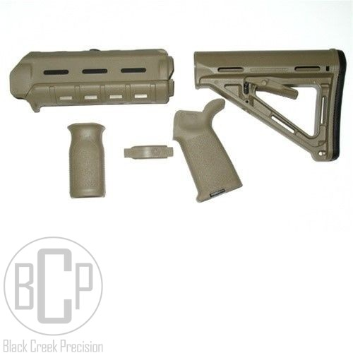 Magpul MOE AR 15 Polymer Furniture Kit   Flat Dark Earth