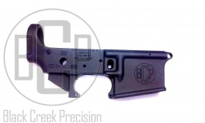 Black Creek Precision Model F15 5.56 Forged Lower Receiver