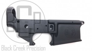 Black Creek Precision Model F39 Forged Lower Receiver, Marked 7.62 x 39mm