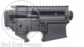 Black Creek Precision Model F39 Marked 7.62 x 39mm Upper and Lower Receiver Set, Anodized