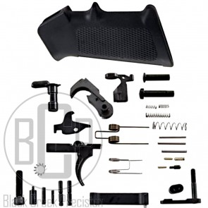 Standard Mil Spec Lower Parts Kit - with Pistol Grip
