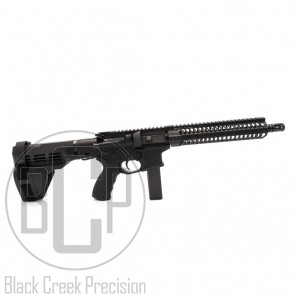"BCP 10""  9mm Pistol with 9.5"" Odin Works KMod Rail"
