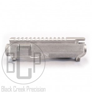 Stripped A3 Style Billet Upper Receiver - Non-Anodized