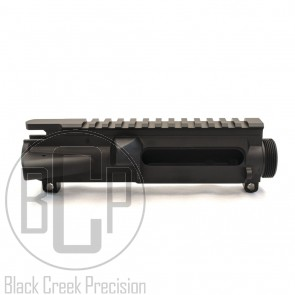 Stripped A3 Flat Top Upper Receiver -  Anodized Black