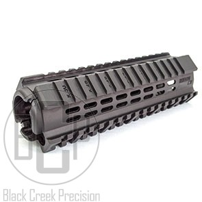 IMI Polymer Quad Rail - Black