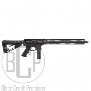 "16""  9mm Standard Furniture Build w/ 15.5"" Odin Rail - Black"