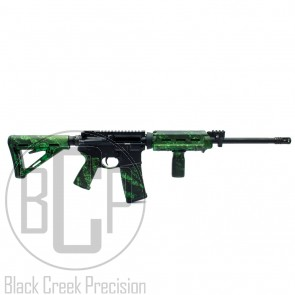 Enhanced Entry Level Carbine - Zack Green Jelly Bean
