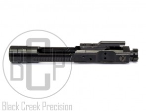 Enhanced 5.56 Bolt Carrier Group Black Nitride