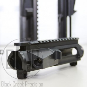 Stripped A3 Style Billet Upper Receiver - Anodized Black