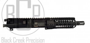 "6.75"" Complete 9mm Upper w/ 5.5"" Odin KMOD Rail"
