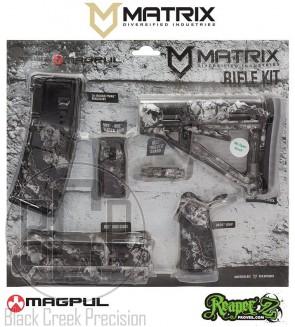MDI / Magpul AR-15 Polymer Furniture Kit Reaper Inglorious Ingot