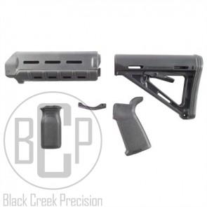 Magpul MOE AR-15 Polymer Furniture Kit Black