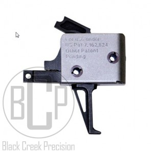 "CMC Triggers Tactical Drop-In Trigger Group Flat AR-15 Small Pin .154"" Single Stage 3.5 lb"